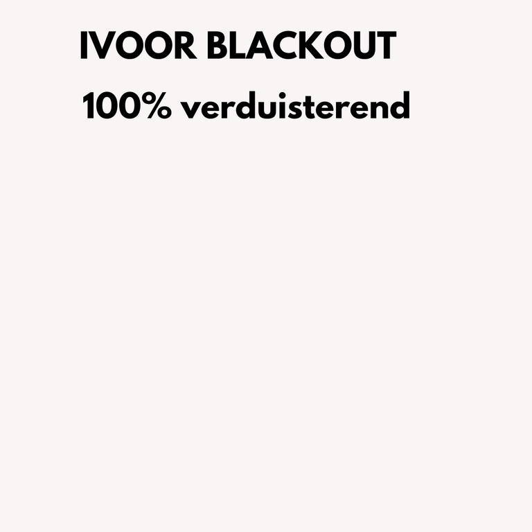 ivoor-blackout